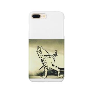 ボヘミアン鳥獣 Smartphone cases