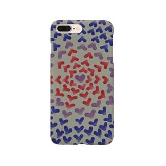らぶラブらぶラブ Smartphone cases