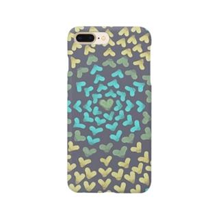 らぶラブらぶ Smartphone cases
