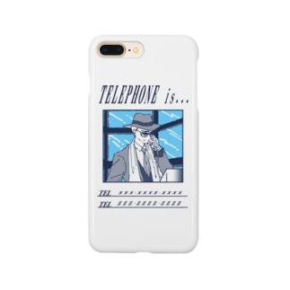 電話の相手(この街にさよなら編) Smartphone cases