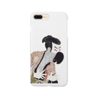 浮世絵 ヨウム Smartphone cases