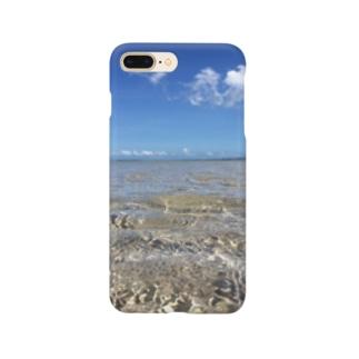 沖縄@海 Smartphone cases