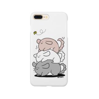 積みチラ(ゆるチラ) Smartphone cases