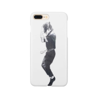 マイケルさん Smartphone cases