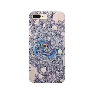 思惑 Smartphone cases