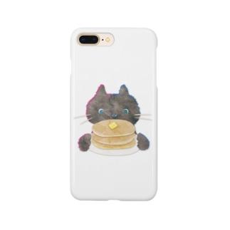 くっぴー_パンケーキ Smartphone cases