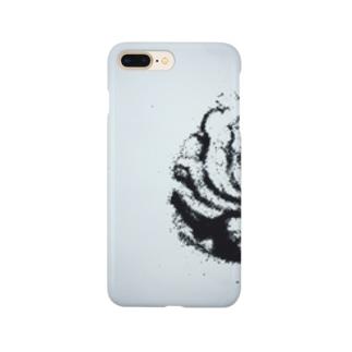 魚の半身 Smartphone cases