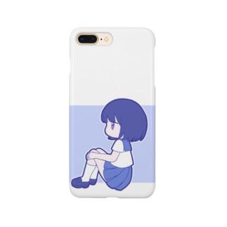 セーラー服ちゃん Smartphone cases
