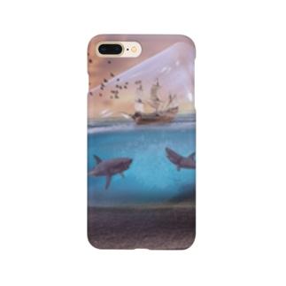 CABALA 鮫 Smartphone cases