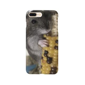 シヴァくんのコーン愛 Smartphone cases