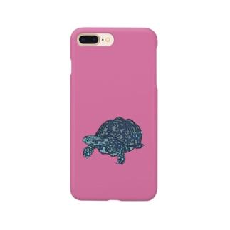 双頭の亀さん、イロチ Smartphone cases