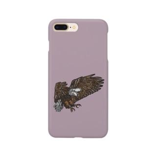 双頭の鷹さん Smartphone cases