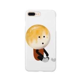 お団子団長【靴下を履く!】 Smartphone cases