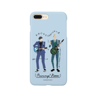 zakkaYOSHIMOTO ラニーノーズ Smartphone cases