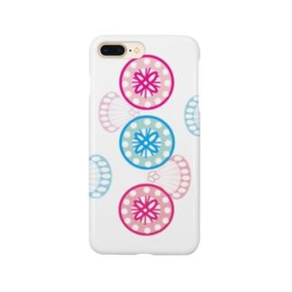 サガリバナ Smartphone cases