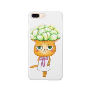 ちーちゃんシリーズ☆多肉植物 Smartphone cases