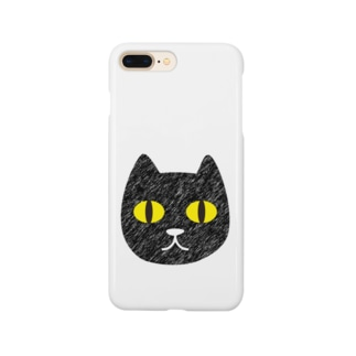 クロネコ Smartphone cases