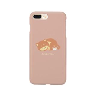しば紅茶 Smartphone cases