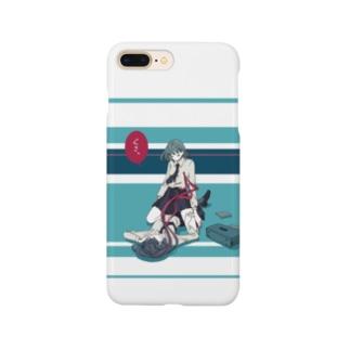ぐさっ Smartphone cases