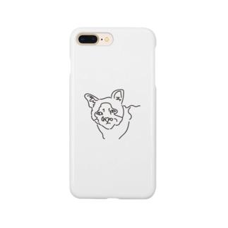 愛くるしいブサイクすぎる猫 Smartphone cases
