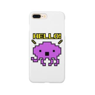 HELLO!エイリアン Smartphone cases