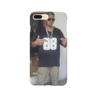 俺のガンフィンガー Smartphone cases