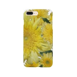 ヒマワリ-003 Smartphone cases