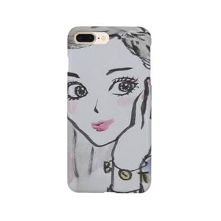 BTちゃん Smartphone cases