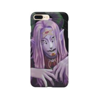Satan Smartphone cases