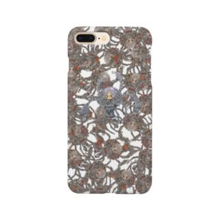 女郎蜘蛛 Smartphone cases