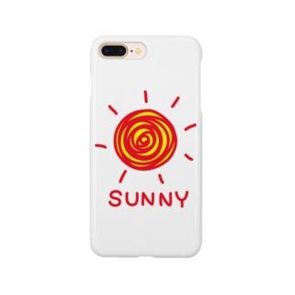 晴れ女晴れ男!! Smartphone cases