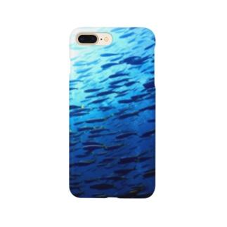 2月のタカベ Smartphone cases