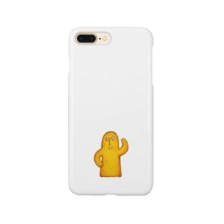 ハニワニハ Smartphone cases