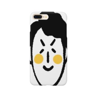 にじゃちゃん Smartphone cases