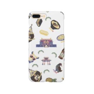 沖縄の宝 Smartphone cases