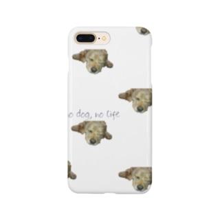 ドットモコさん Smartphone Case