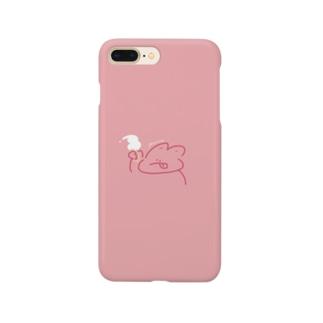 あついさん Smartphone cases