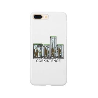 coexistence Smartphone cases