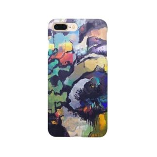 石の花 Smartphone cases