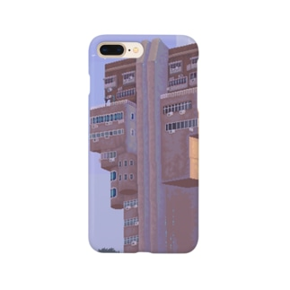 Old power plant Smartphone cases