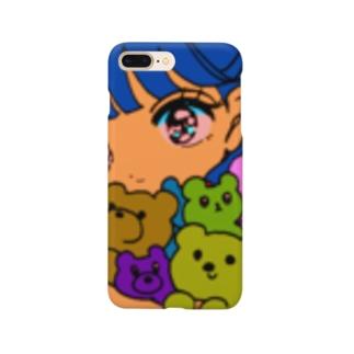 吉田南ナ子のよせあつめ Smartphone cases