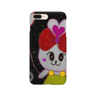 はぴっとちゃん Smartphone cases