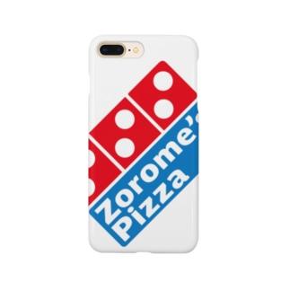ゾロ目ピザ Smartphone cases