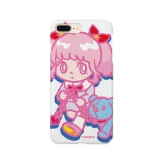 ONNANOKO【Pink】 Smartphone cases