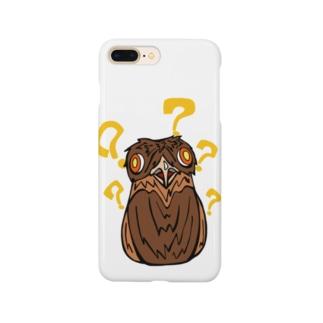 タチヨタカ Smartphone cases