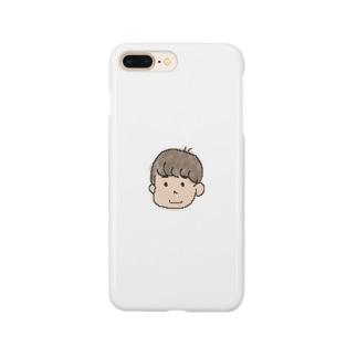ドット絵らーめんくん Smartphone cases