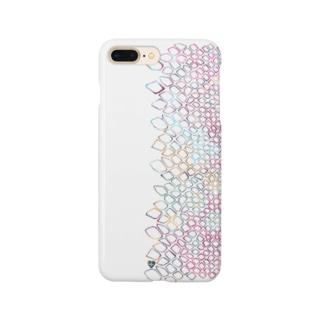 鱗\ビビッド Smartphone cases