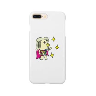 アマビエさん。 Smartphone cases