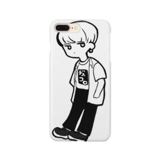 デスコロくん Smartphone cases
