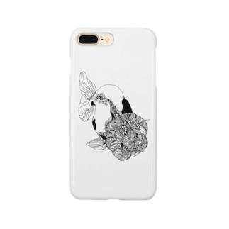 らんちう (yowmoreyow.) Smartphone cases